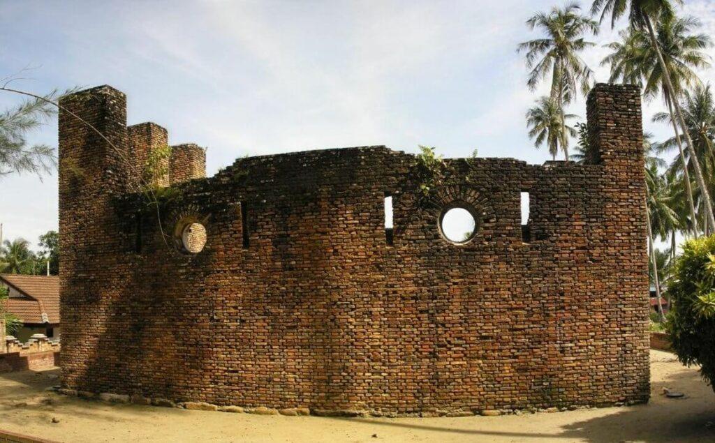 Dutch Fort op Pulau Pangkor