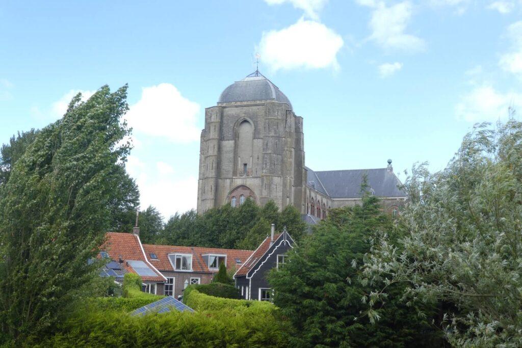 De Grote Kerk of de Onze Lieve-Vrouwekerk in Veere