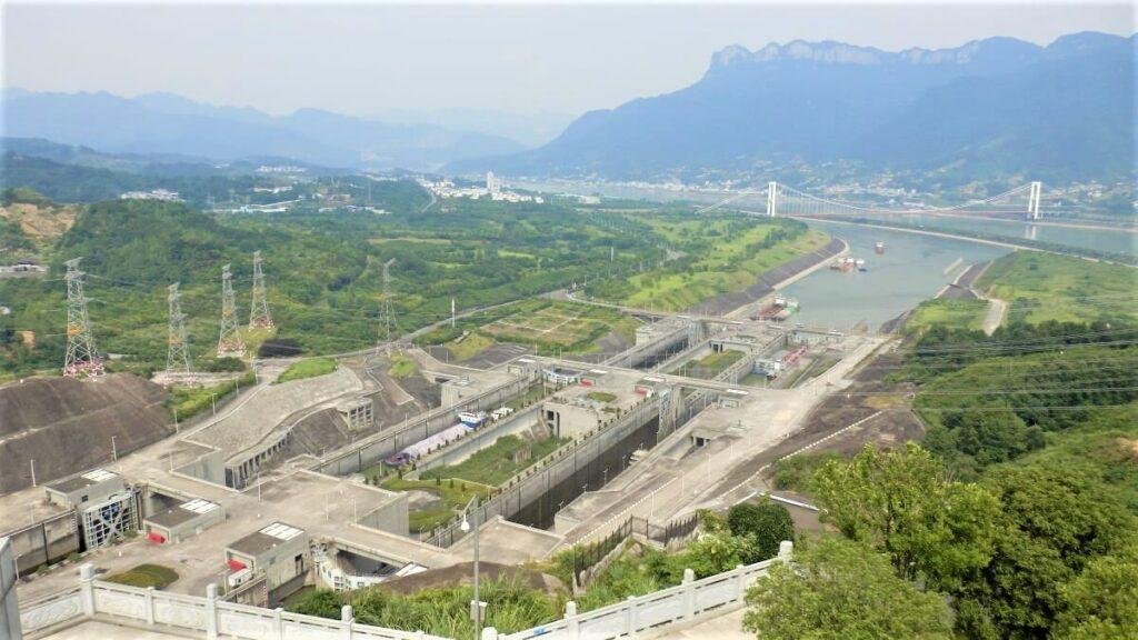 De Drieklovendam in China