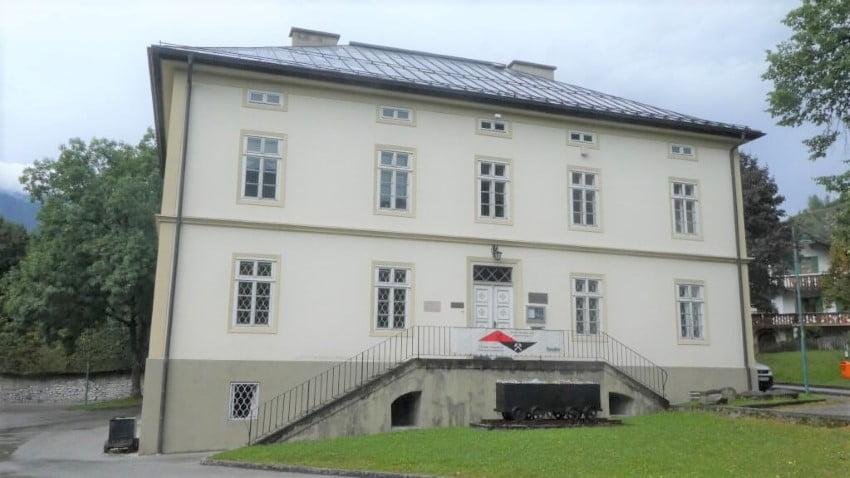 Het Tiroler Bergbau- und Hüttenmuseum