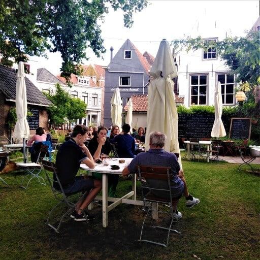 Restaurant De Zeeuwse Hemel in Zierikzee