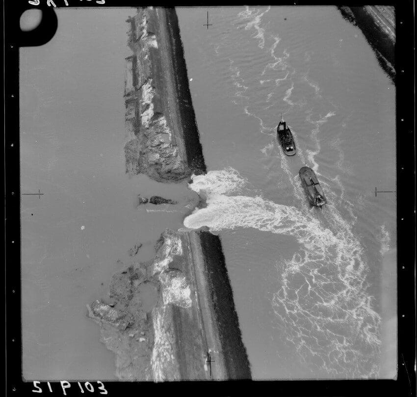 De watersnoodramp van 1953