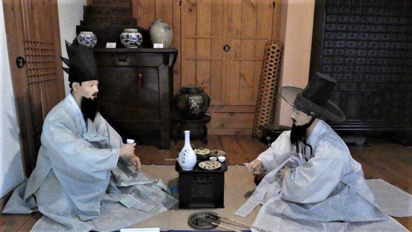 Het Soju Museum in Andong