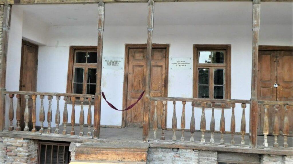 Het geboortehuis van Stalin, Gori