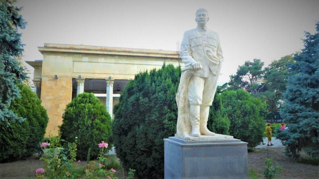 Het Stalin Museum, Georgië