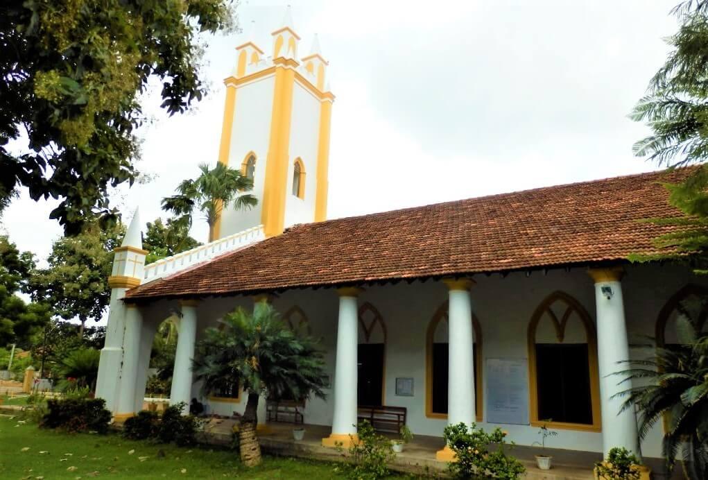 St. James Kerk in Jaffna, Sri Lanka