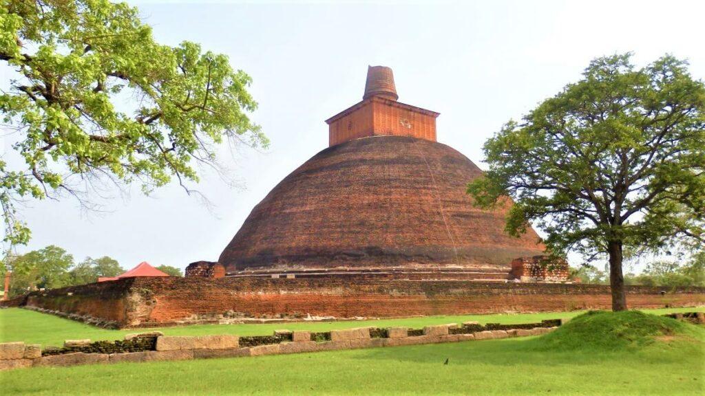 Een historische reisgids van Anuradhapura