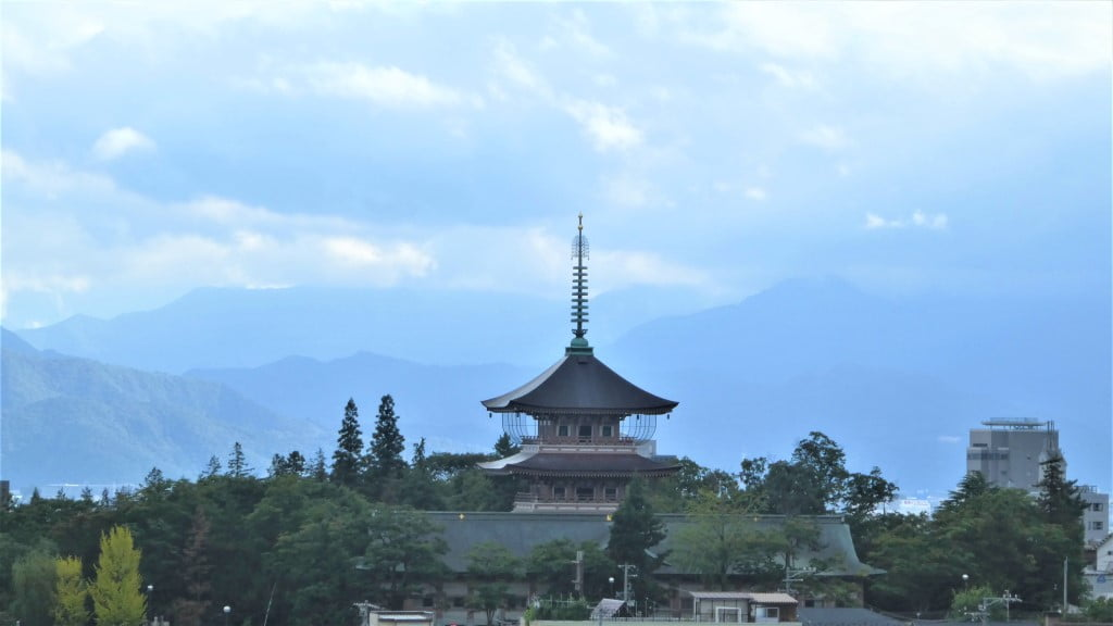 Nagano en de Japanse Alpen