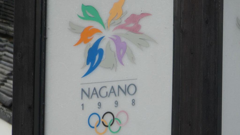 De Olympische Winterspelen van 1998 in Nagano