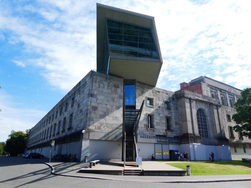 Documentatiecentrum Reichsparteitagsgelände in Neurenberg