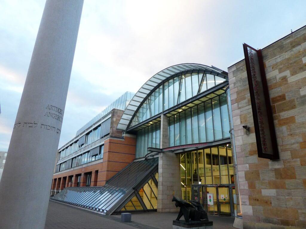 Het Germanisches Museum in Neurenberg