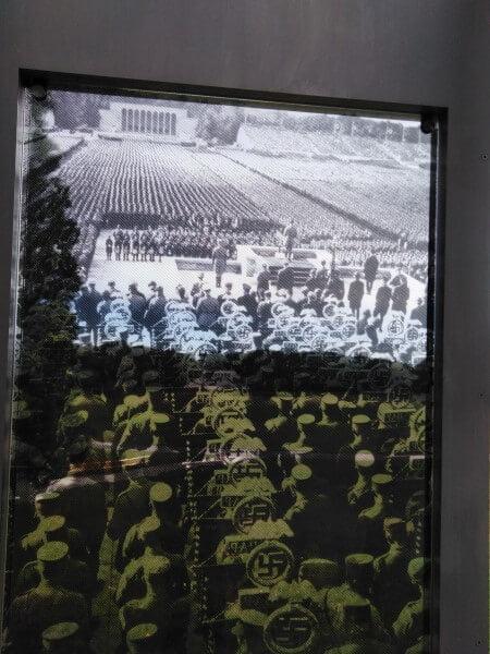 Luitpold Arena op de Reichsparteigelände