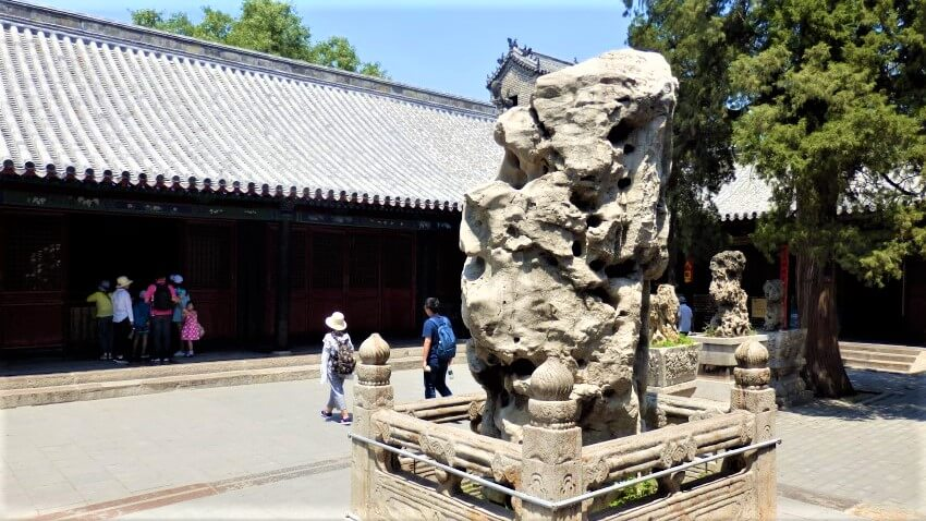 De Kong residentie in Qufu