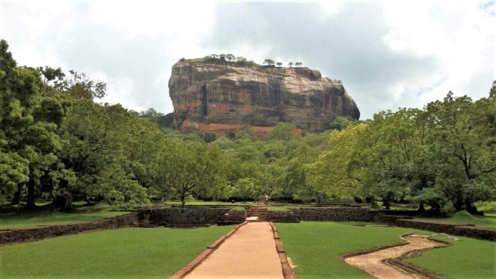 Bezienswaardigheden in Sri Lanka: De Rots van koning Kassapa I