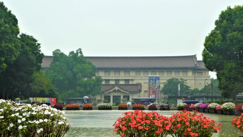 National Museum en Ueno Park