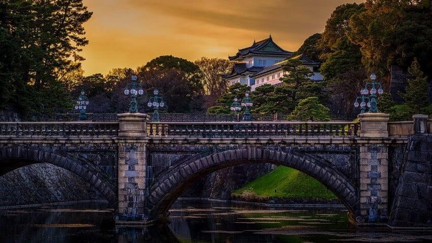 Keizerlijk paleis Kokyo, Tokio