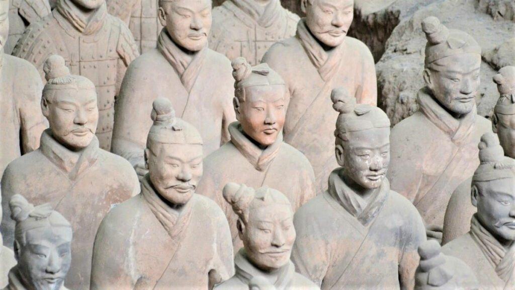 Het Terracottaleger in Xi'an
