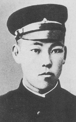 De Japanse student Misao Fujimura