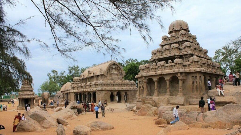 Een historische reisgids over Mahabalipuram