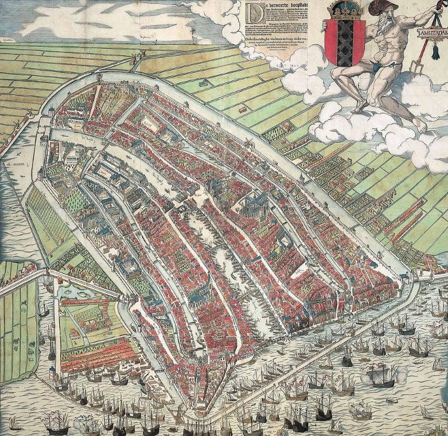 Geschiedenis van Amsterdam in 1544