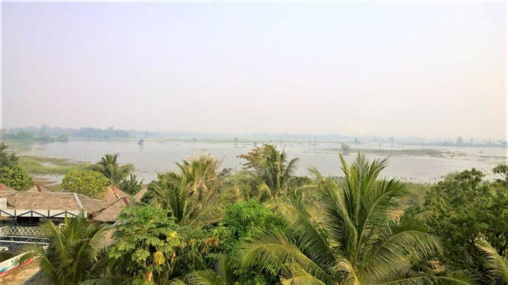 Anlong Veng Lake, Cambodja