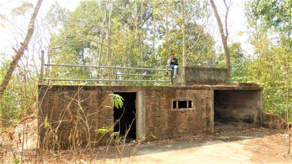 De schuilplaats van Pol Pot