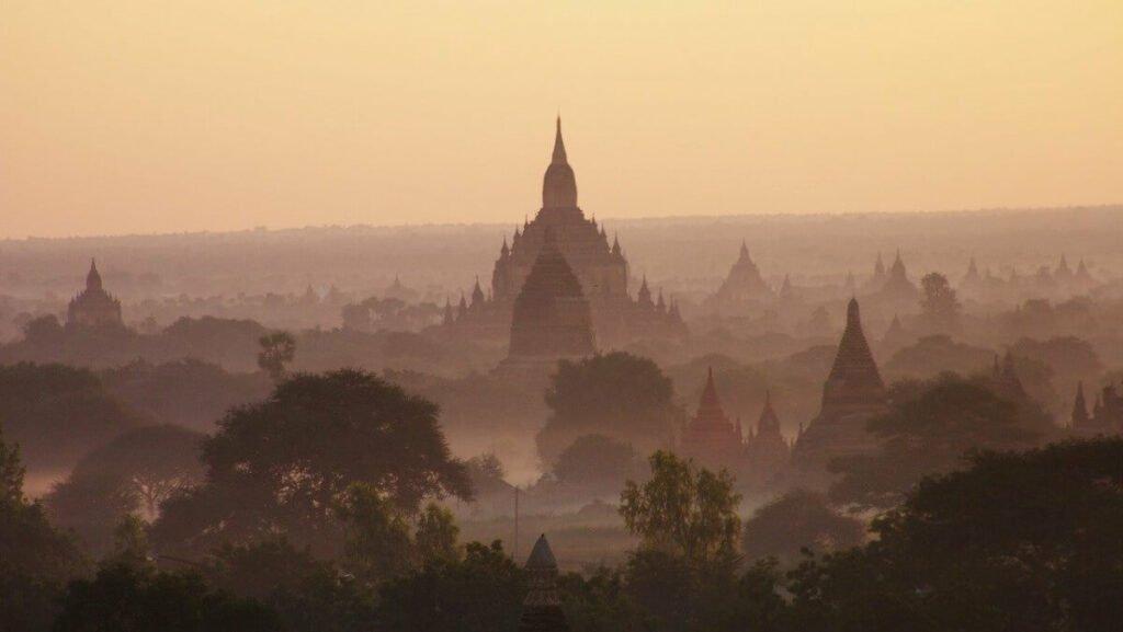 Bezienswaardigheden in Myanmar: De tempels van Bagan