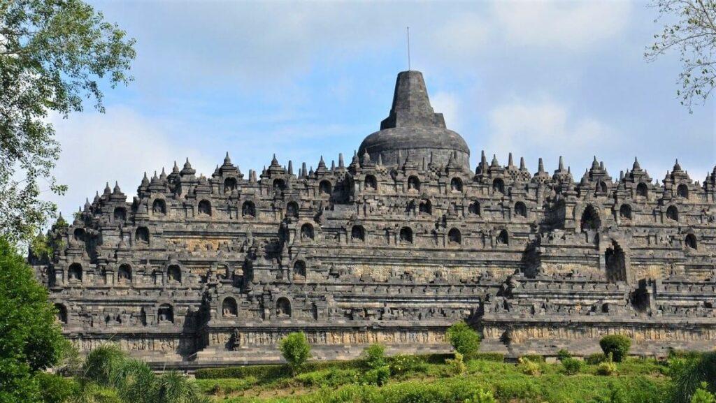 Bezienswaardigheden in Indonesië: De Borobudur op Java