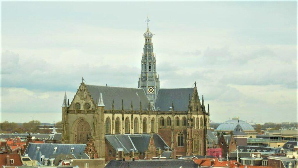 Sint Bavo Kerk in Haarlem