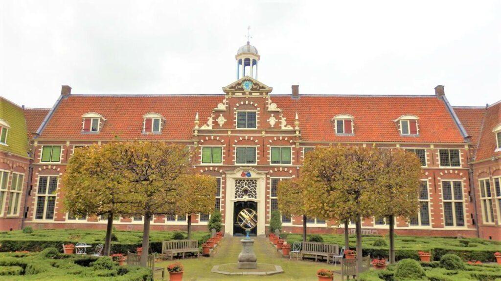 Het prachtige Frans Hals Museum in Haarlem
