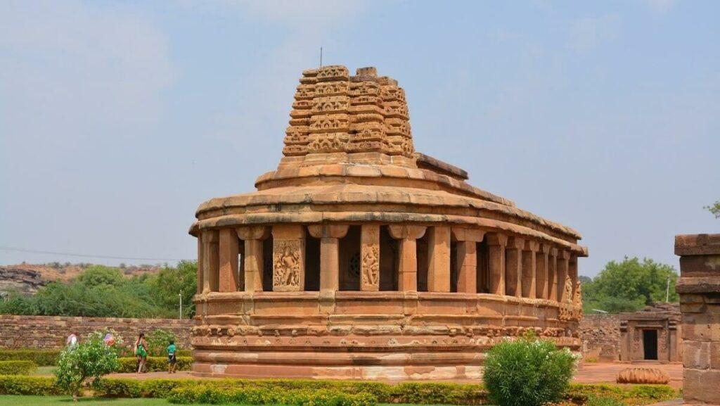 De tempels van Hampi, India