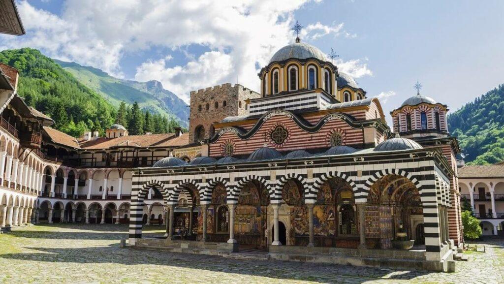 Bezienswaardigheden in Bulgarije: Het klooster Rila