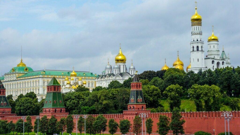 Bezienswaardigheden in Moskou: Het Kremlin en het Rode plein in Rusland
