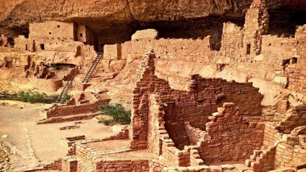 Bezienswaardigheden in de Verenigde Staten: Mesa Verde National Park in Colorado