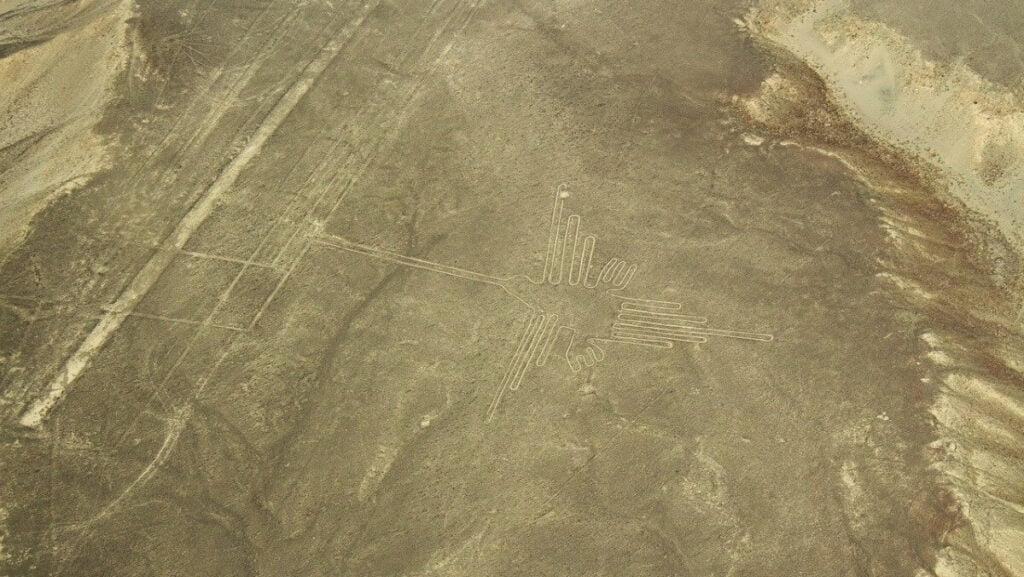 De Nazcalijnen in Peru