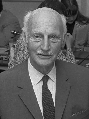 Otto Frank in 1968