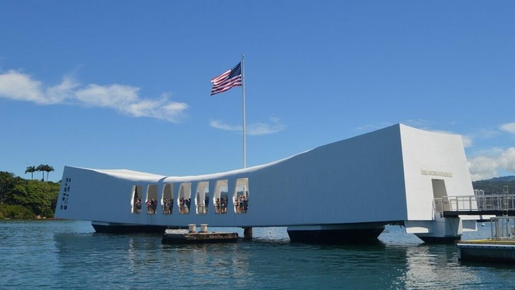 Geschiedenis van Pearl Harbor op Hawaii, Verenigde Staten