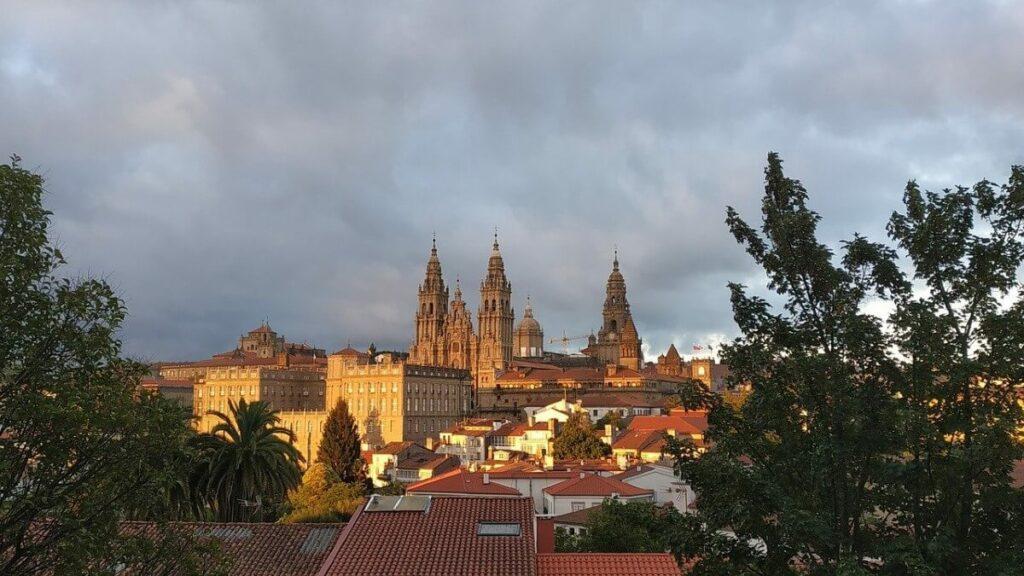 Bezienswaardigheden in Spanje: Santiago de Compostella