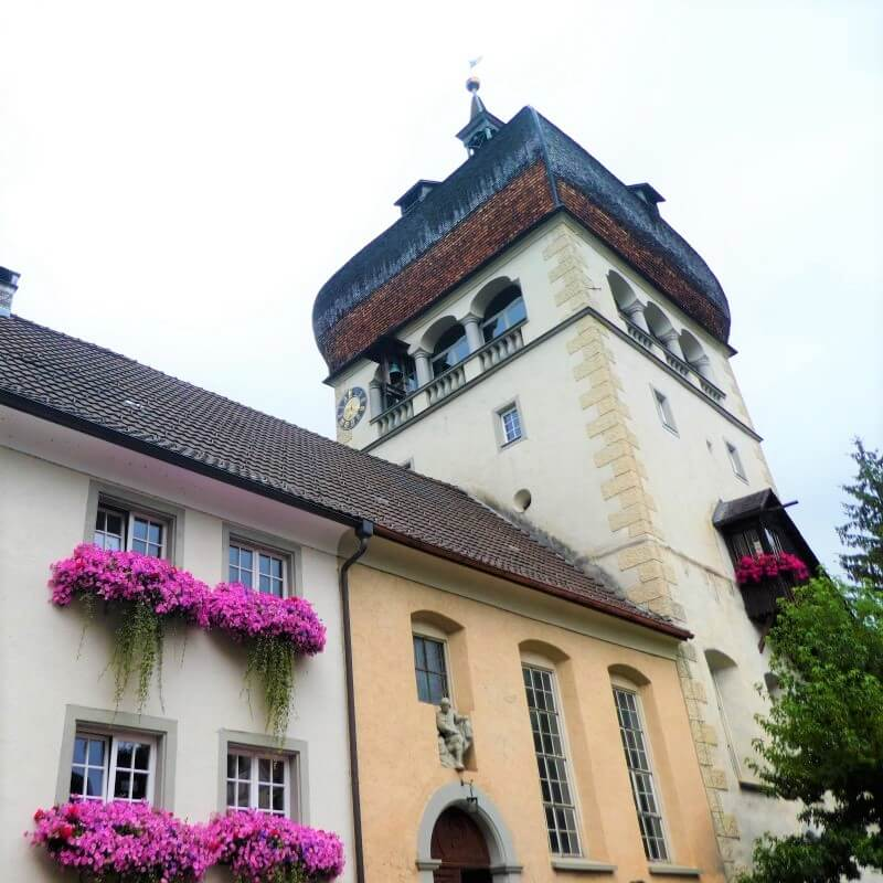 Oberstadt, Bregenz