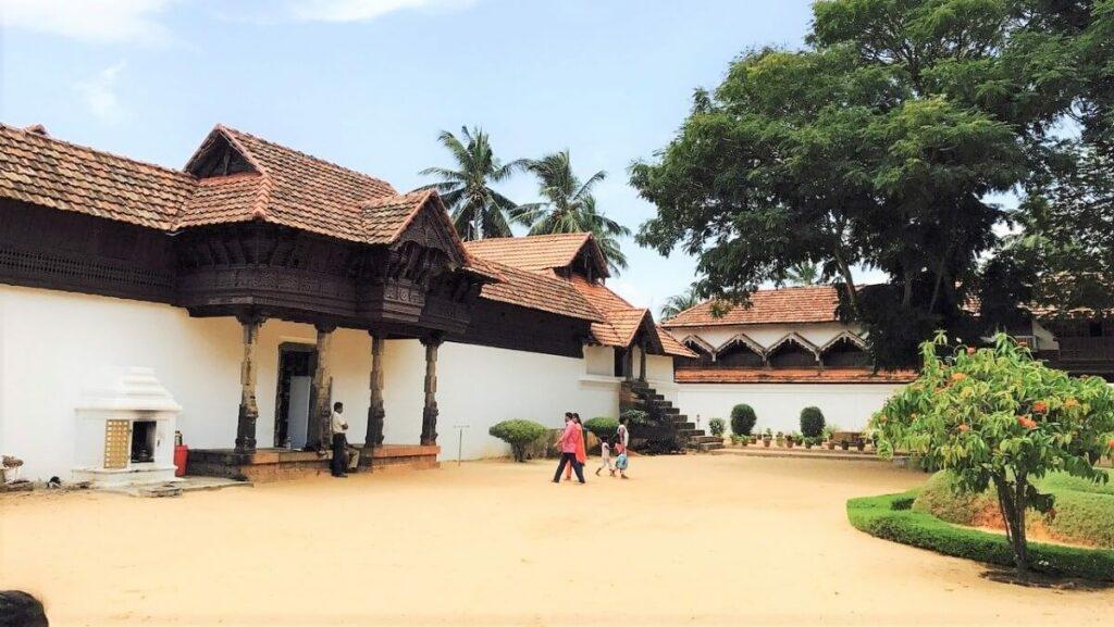 Padmanbapuram Palace in India