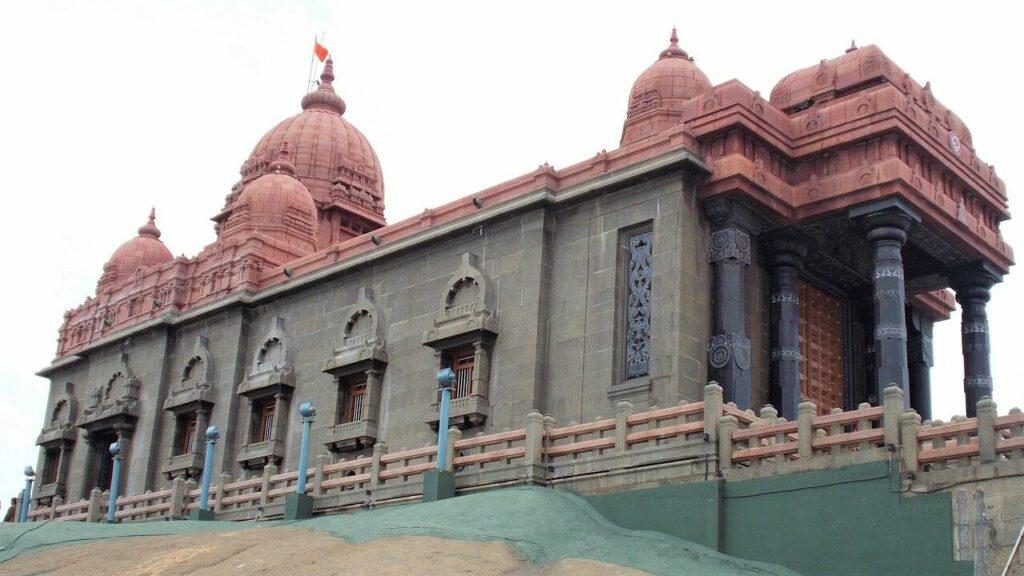 Zuidelijkste puntje van India, Vivekananda Rock Memorial