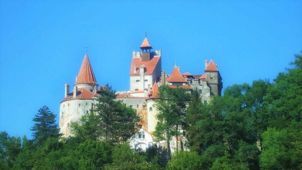 Geschiedenis van het kasteel van Dracula, Bran in Roemenië