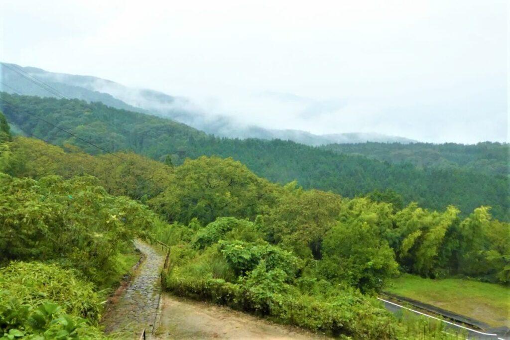 De Nakasendo Trail in Japan