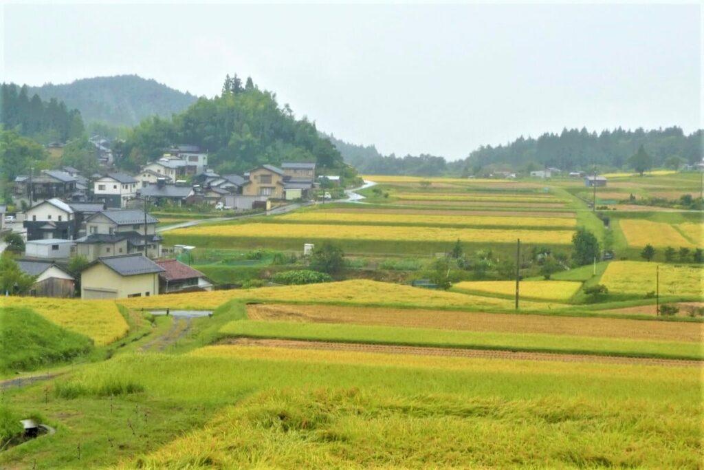 De prachtige Kiso Vallei in Japan