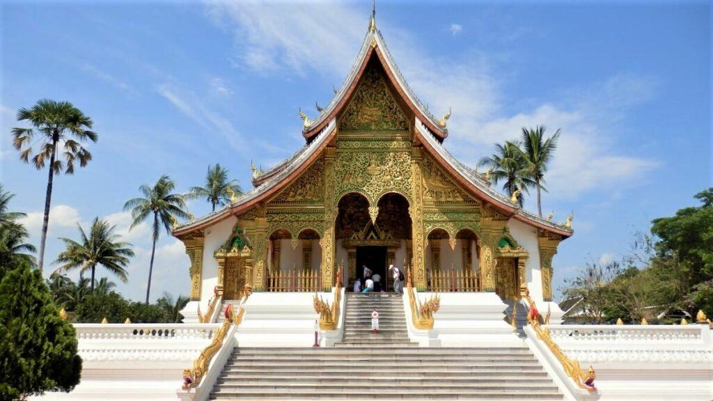 Geschiedenis van het Koninkrijk Luang Prabang in Laos