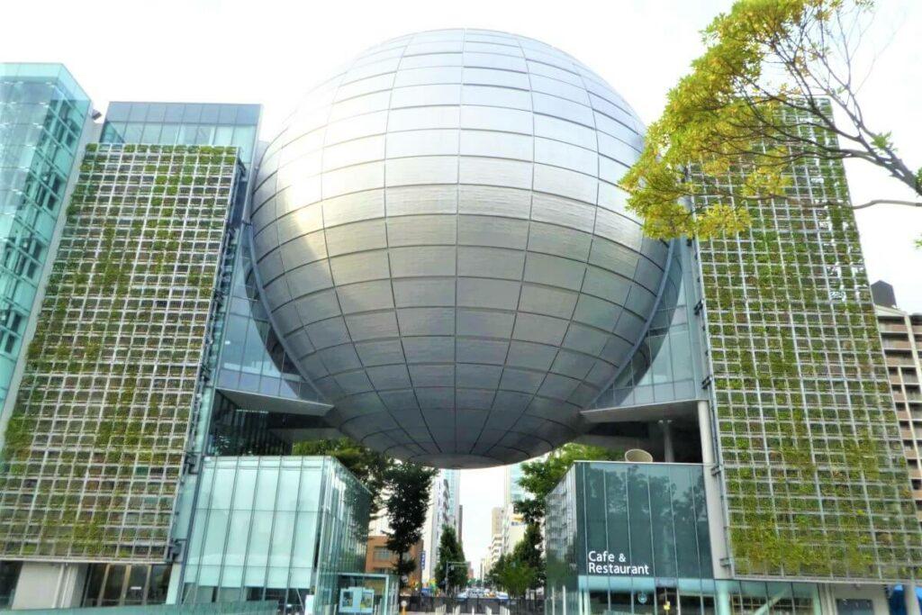 Het City Science Museum in Nagoya