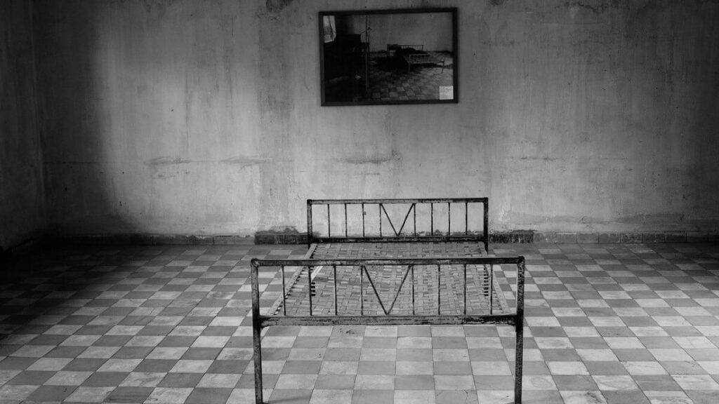 De geschiedenis van Cambodja: Tuol Sleng en Killing Fields