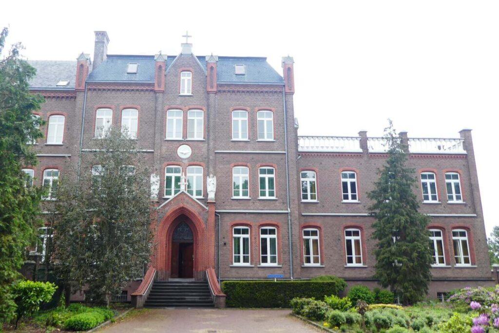 Het Heilig Geestklooster in het kloosterdorp Steyl