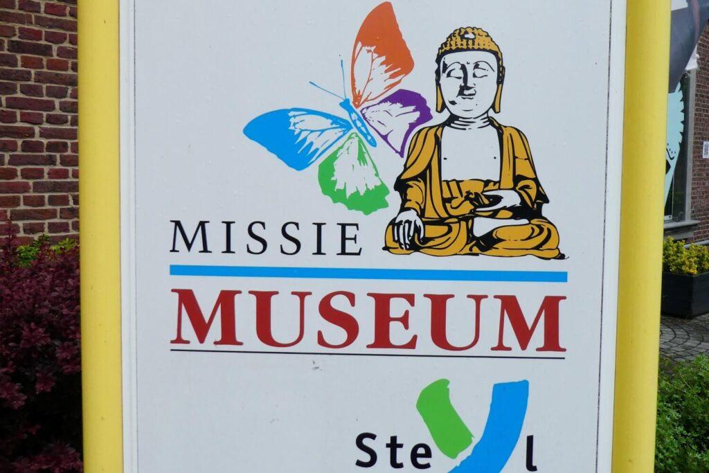 Het Missiemuseum in Steyl