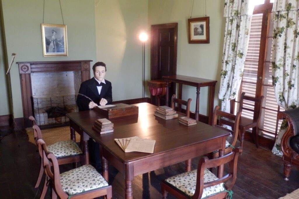 Britse gezant in Nieuw-Zeeland, James Busby